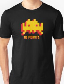 Space Invaders 10 Points T-Shirt