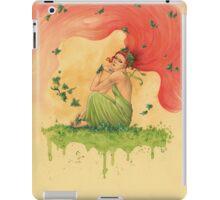 Poison Ivy iPad Case/Skin