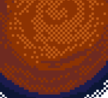 DUNE 8bit Sticker