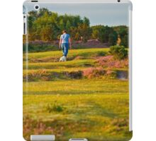 A walk on the wild-side  iPad Case/Skin