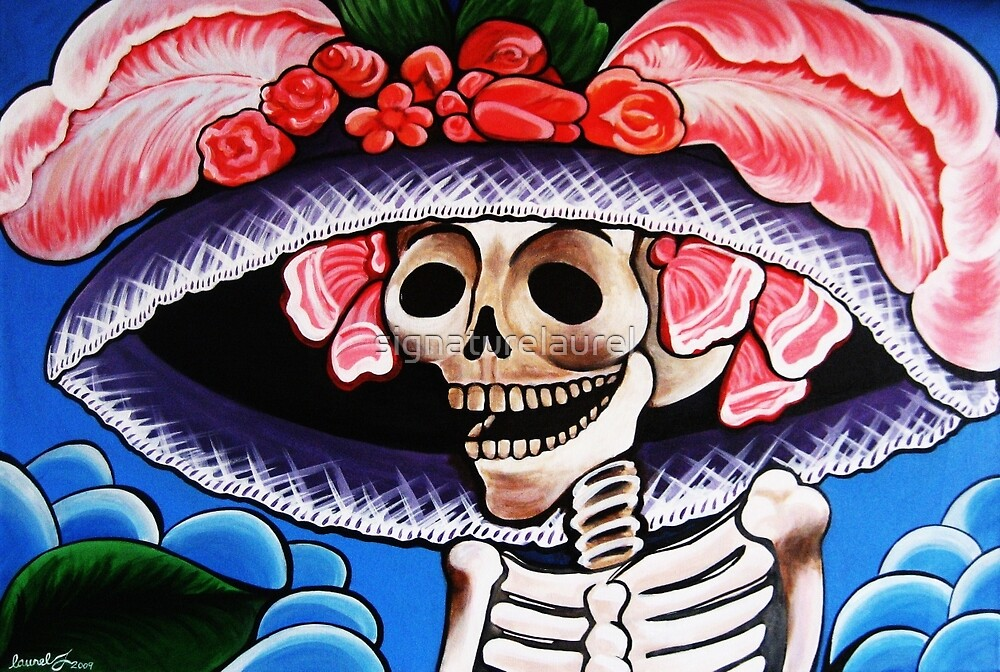 Posada's Big Hat by signaturelaurel