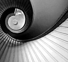 Spiral at Point Loma by Karina Kaiser
