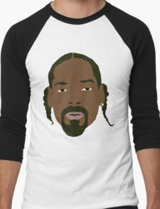 Snoop Doggy Dog. Men's Baseball ¾ T-Shirt