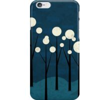Moon Forest iPhone Case/Skin