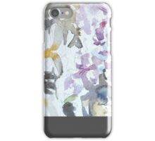Roses not red, roses not white iPhone Case/Skin