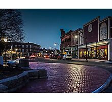 Our Town 4.18.15 Photographic Print