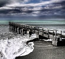 The Pier by Robyn Carter