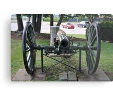 Cannon Metal Print
