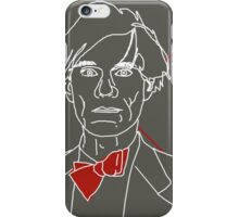 Andy Warhol red bow tie iPhone Case/Skin