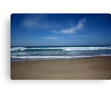 Beach # 2 Canvas Print