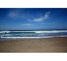 Beach # 2 Photographic Print