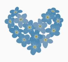 Forget me not by Vicky Webb