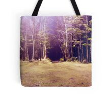 Purplescape Tote Bag