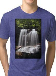 Summer Cave Tri-blend T-Shirt