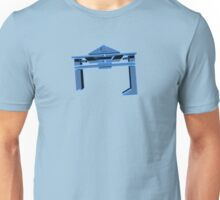 Flynn's Recognizer - TRON Unisex T-Shirt