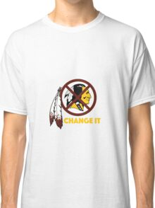 Change It: Redskins Classic T-Shirt