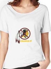 Change It: Redskins Women's Relaxed Fit T-Shirt