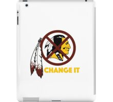 Change It: Redskins iPad Case/Skin