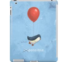 Penguin Possible iPad Case/Skin