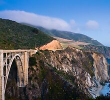 Bixby Bridge by Radek Hofman