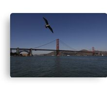 Golden Gate Bridge Canvas Print