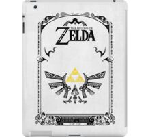 Zelda legend Hyrule iPad Case/Skin