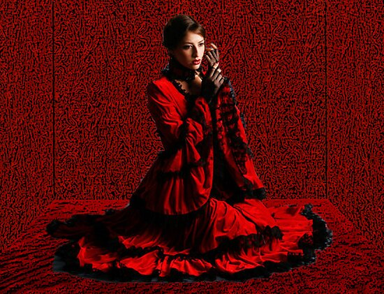 RED-ROOM DIVA by Tammera
