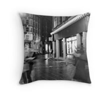 night moves - Liverpool Throw Pillow