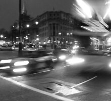 night moves - London by gail anderson