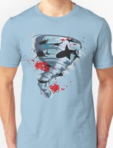 Shark Tornado - Science Fiction Shark Movie - Shark Attack - Shark Tornado Oh Hell No - Sharks! T-Shirt