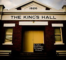 King's Hall by Kelly Slater