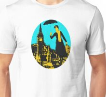 Mary in the city Unisex T-Shirt