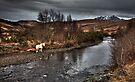 The River Drynoch by Roddy Atkinson