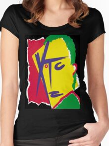 XTC! Women's Fitted Scoop T-Shirt