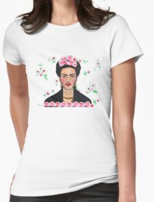Frida in the Flowers Tee T-Shirt