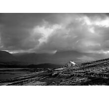 Lone Cottage, Southern Ireland Photographic Print