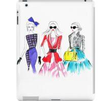 Shopping day iPad Case/Skin