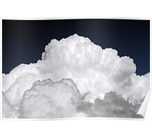 boiling clouds Poster