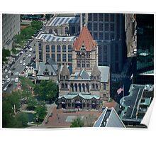 Trinity Church - Boston - 2010.05.27 *featured Poster