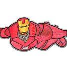 ironman by vampvamp