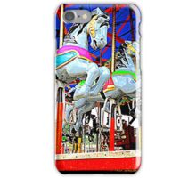 The Carousel Horsey's Secret iPhone Case/Skin
