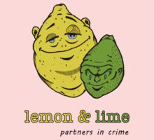 Lemon and Lime One Piece - Short Sleeve