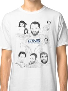 DTNS Super Tech Drawing Shirts (assorted styles and colors) Classic T-Shirt