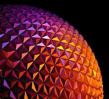 Spaceship Earth by abananapepper