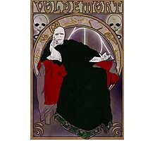 Lord Voldemort Photographic Print