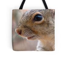LITTLE FACE Tote Bag