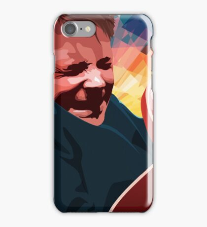Marty McFly iPhone Case/Skin