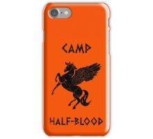 Camp Half-Blood (Distressed) iPhone Case/Skin