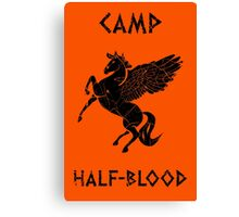 Camp Half-Blood (Distressed) Canvas Print