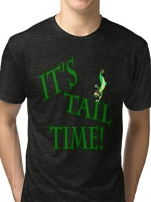 Gex - Tail Time Tri-blend T-Shirt